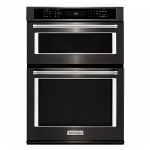 KitchenAid 30 in. Electric Even-Heat True Convection Wall Oven - Best High End Wall Oven: Flawless results