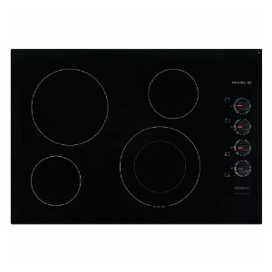 Frigidaire 30 in. Radiant Electric Cooktop - Best Glass Cooktops: Super fast boiling