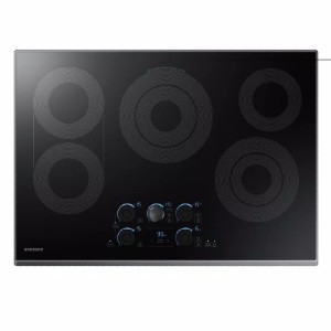 Samsung 30 in. Radiant Electric Cooktop - Best Glass Cooktops: Best smart pick