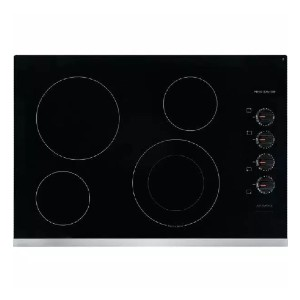 Frigidaire 30 in. Radiant Electric Cooktop - Best Stove Cooktops: Best for budget