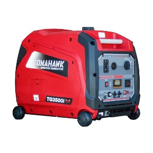 Tomahawk TG3500i  - Best Generators for Travel Trailers: Handy Wheel Kit for Quick Mobility