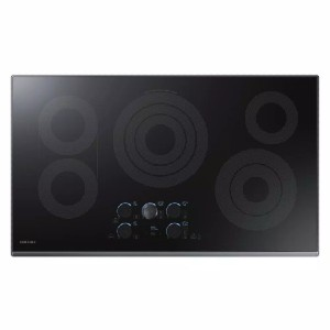 Samsung 36 in. Radiant Electric Cooktop  - Best Stove Cooktops: Best smart pick