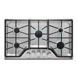 Maytag 36-inch Wide Gas Cooktop - Best Professional Cooktops: Best for budget