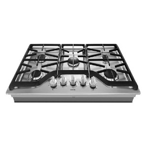 Maytag 36-inch Wide Gas Cooktop - Best Stove Cooktops: Impressive warranty