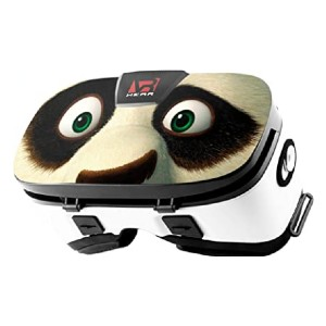 VR Wear Virtual Reality Headset - Best VR for Android: For Kung Fu Panda fans