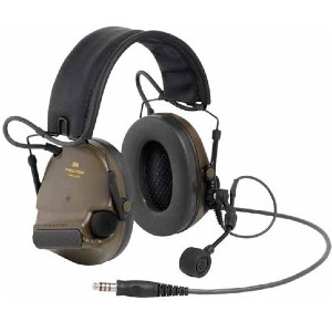 3M™ PELTOR™ Comtac XPI  - Best Shooting Hearing Protection: Foldable Headband for Practical Use