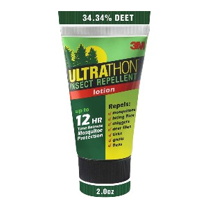 3M Ultrathon Insect Repellent Lotion - Best Mosquito Repellent Outdoor: Waterproof Lotion