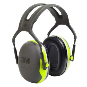 3M™ PELTOR™ X4A Over-the-Head Ear Muffs - Best Shooting Hearing Protection: Comfortable and High Performance Headphone