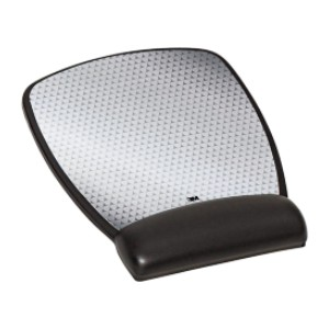 3M Precise Mouse Pad - Best Mouse Pad Ergonomic: Features Antimicrobial Product Protection