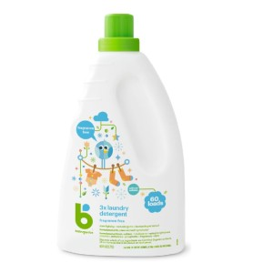 Babyganics 3x laundry detergent - Best Baby Laundry Detergents: Made for The Toughest Laundry and Sensitive Babies