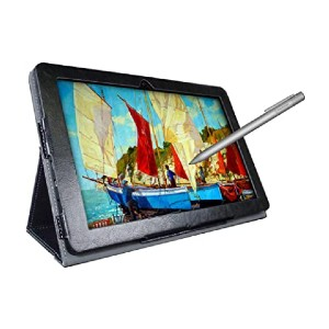 Simbans PicassoTab  - Best Tablet for Drawing and Animation: Vivid and brilliant colors