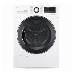LG 4.2 cu. ft. Compact Stackable Electric Ventless Dryer - Best Dryers for the Money: Skip troubleshoot issues