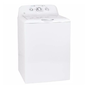 GE 4.2 cu. ft. White Top Load Washing Machine - Best Washers Under 1000: 67% more cleaning power