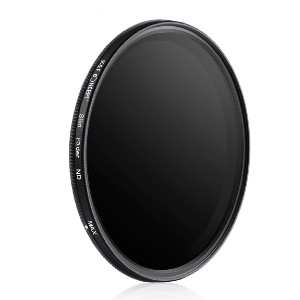 K&F Concept ND2 to ND400 Variable Neutral Density ND Filter - Best ND Filters for Wedding Photography: Especially Useful Tool When Creating Motion Blur