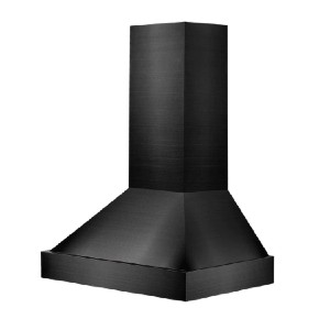 ZLINE 48 in. 1200 CFM Black Stainless Steel Range Hood - Best Range Hood for Asian Cooking: Clearing the air in no time