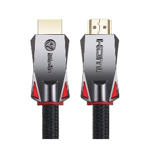 iBirdie 4K HDR HDMI Cable 6 Feet - Best HDMI Cables for Apple TV 4K: High Dynamic Range