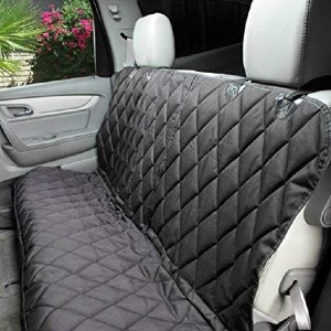 4Knines Dog Seat Cover with Hammock - Best Dog Car Seat Covers: Hammock Car Seat Design
