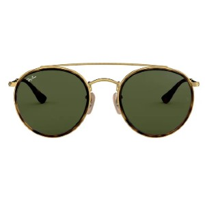 Ray-Ban 51mm Aviator Sunglasses - Best Sunglasses for Round Face: Contemporary Look