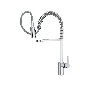 Moen 5923  - Best Faucets for Kitchen: Standard Design Mounts on the Sink or Countertop