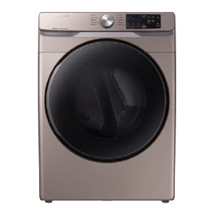 Samsung 7.5 cu. ft. Champagne Electric Dryer - Best Dryers with Steam: Gorgeous finish