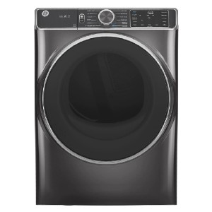 GE 7.8 cu. ft. Smart 120-Volt Stackable Gas Vented Dryer - Best Dryers for Large Families: Operates quietly