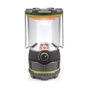 CORE Equipment 750 Lumen LED Camping Lantern - Best Lanterns for Emergencies: Diffusion Tube Evenly Lights Large Areas