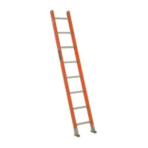 Louisville Ladder FE3108 - Best Ladders for Home Use: Swivel Safety Shoes