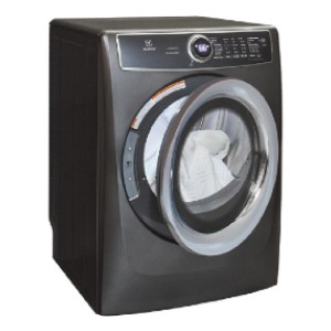 Electrolux 8.0 cu. ft. Electric Dryer with Steam - Best Vented Dryers: Predicts dry time accurately