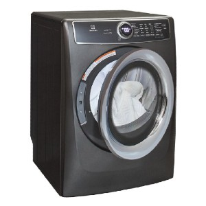 Electrolux 8.0 cu. ft. Electric Dryer - Best Dryers for Large Families: More items in a single load