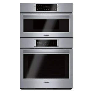Bosch 800 Series 30 in. Combination Electric Wall Oven - Best Wall Oven with Microwave: Best high-end pick