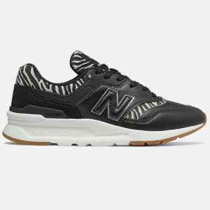 New Balance 997H - Best Sneakers Under 150: Animal print detailing for a pop of color
