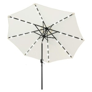 ABCCANOPY 9FT Patio Umbrella - Best Price Patio Umbrella: Hassle-free setup