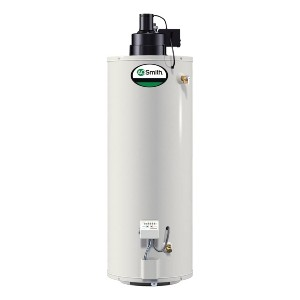 AO Smith GPVT-50 Residential Natural Gas Water Heater - Best 50 Gallon Water Heaters: Easy Installation Water Heater