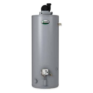 AO Smith GPVL-40 ProMax Power Vent Gas Water Heater - Best 40 Gallon Gas Water Heaters: Electronic Gas Control