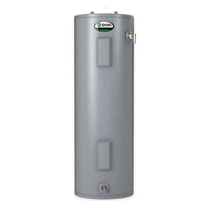 AO Smith ENS-50 ProMax Short Electric Water Heater - Best 50 Gallon Water Heaters: Tough Water Heater