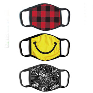 ABG Accessories Kid Fashionable Germ Protection - Best Masks for Kids: Mask with Germ Protection