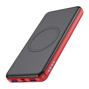 ABOE Wireless Portable Charger - Best Power Banks with Fast Charging: Practical Wireless Charger