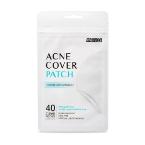 Avarelle ACNE COVER PATCH ORIGINAL 40 - Best Patches for Cystic Acne: Clean and Ethical Beauty