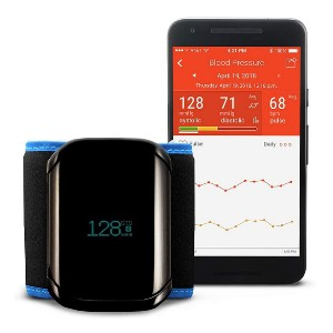 A&D Medical UltraConnect Wrist Blood Pressure Monitor - Best Wrist Blood Pressure Monitor: FSA eligible