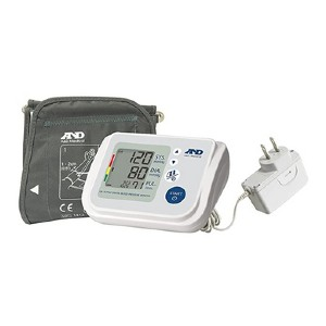 A&D Medical Upper Arm Blood Pressure Monitor  - Best Blood Pressure Monitors to Buy: Clinically validated for accuracy