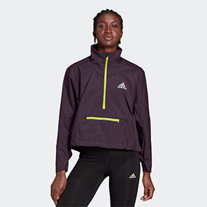 ADIDAS ADAPT JACKET - Best Rain Jackets for Running: No Bulky and Packable