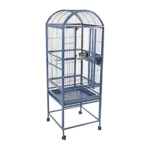 A&E Cage Company Dome Top Bird Cage - Best Bird Cages for Conures: Variety of colors