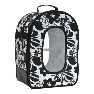 A&E Cage Company Soft Sided Travel Bird Carrier - Best Bird Cages for Parakeets: Travel-friendly