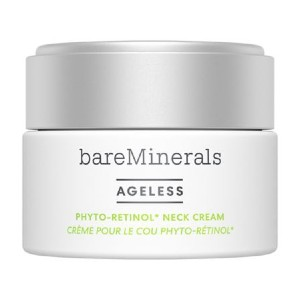 bareMinerals AGELESS PHYTO-RETINOL NECK CREAM - Best Anti Aging Cream Natural: Dramatically Reduce the Appearance of Wrinkles
