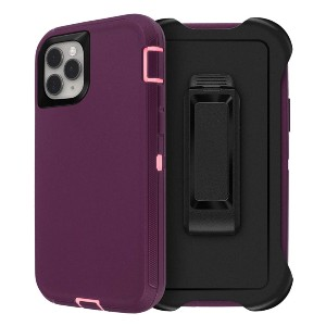 AICase Belt-Clip Holster Case - Best Phone Cases with Belt Clip: Multi-Layer Protective Protection