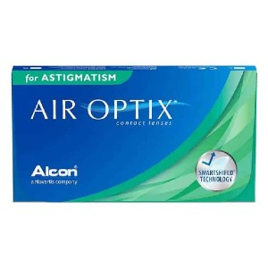 Alcon AIR OPTIX - Best Contact Lenses for Astigmatism: Consistent Comfort and Outstanding Vision