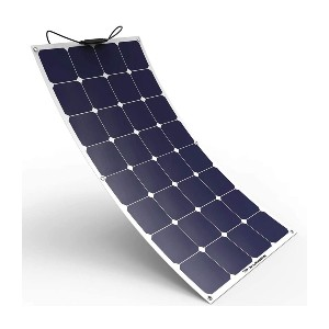ALLPOWERS Solar Panel 100W 18V 12V Bendable - Best Solar Panel for Residential Use: Fits the most awkward places