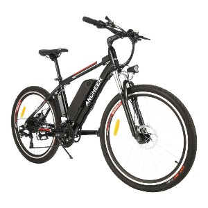 ANCHEER Electric Bike 250W/500W Ebike  - Best Electric Bike on Amazon: Conquer all adventures