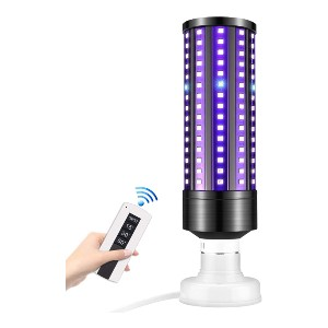 ANCROWN UV Light Sanitizer Lamp - Best UV Lights for Disinfection: Widely Application and Purifying Air