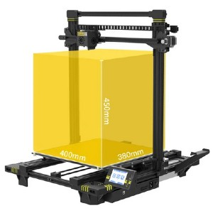 ANYCUBIC Chiron - Best 3D Printers for Large Objects: Huge printing volume